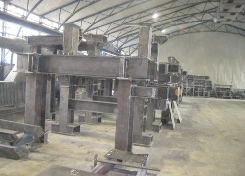BWG GmbH – Acélszerkezet Németország 2014 1