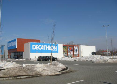 DECATHLON Sportáruház