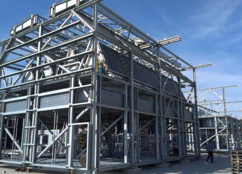 Gea-Egi Zrt Energetikai acélszerkezet (Finnország) 2014 1