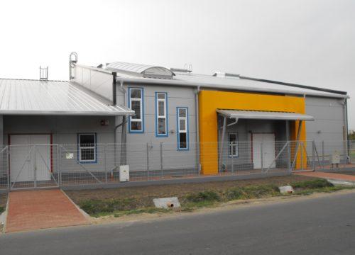 Ifjúsági és közösségi ház 1