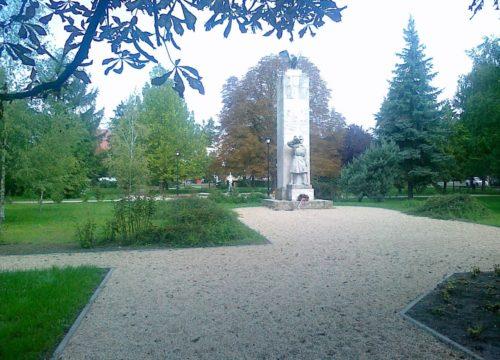Kossuth tér díszpark
