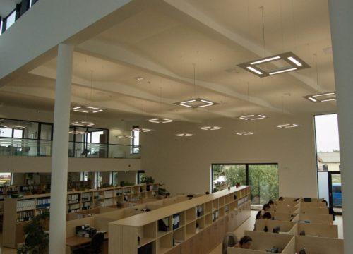 Meglévő irodaépület bővítése 1